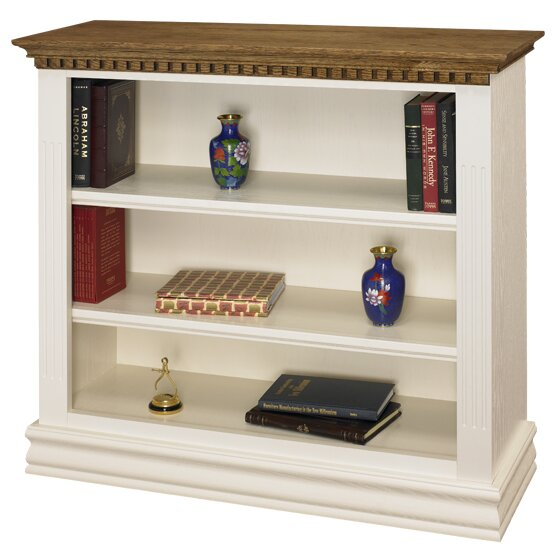 Montecito Standard Bookcase by A&E Wood Designs