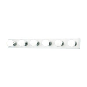 Buy Jannie Vanity Strips 6-Light Bath Light Bar!