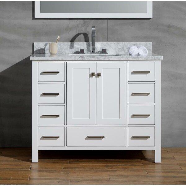 Joseline 43 Single Bathroom Vanity Set by Mercer41