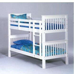 Top Dasheil Twin over Twin Bunk Bed ByHarriet Bee