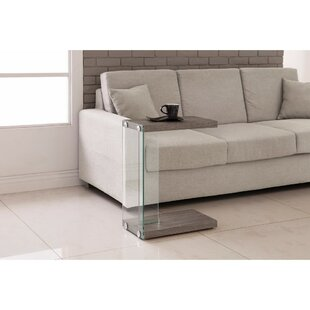 Purchase Proothi Wood and Glass Snack End Table ByOrren Ellis