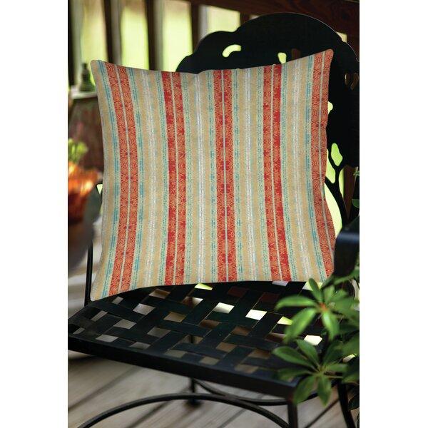 Kerrie Patterns 14 Indoor/Outdoor Throw Pillow by Red Barrel Studio