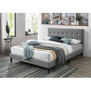 Langsten Upholstered Platform Bed by Latitude Run