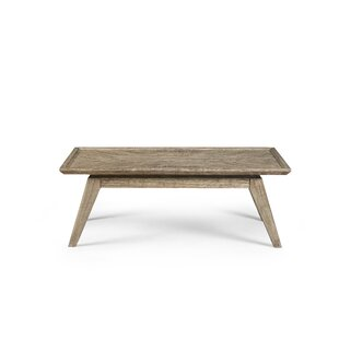 Coleman Coffee Table with Tray Top