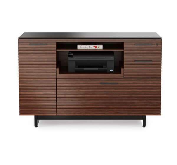 Corridor Office Multifunction Credenza by BDI