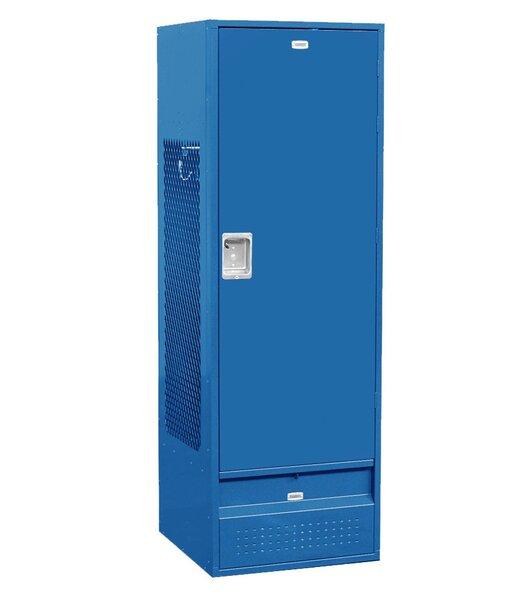 1 Tier 1 Wide School Locker by Salsbury Industries