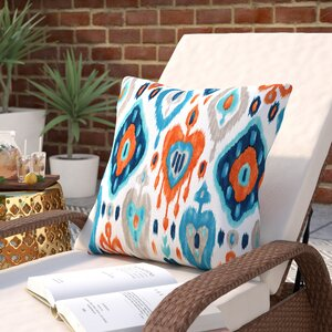 Arleigh Outdoor Throw Pillow