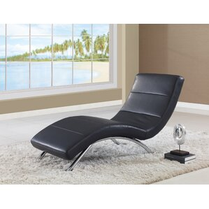 Chaise Lounge  sc 1 st  AllModern : leather chaise longue - Sectionals, Sofas & Couches