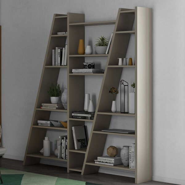 Delta Composition New 2010-003 Library Bookcase By Tema