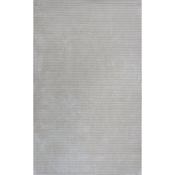 Glenshaw Ivory Horizons Area Rug by Red Barrel Studio