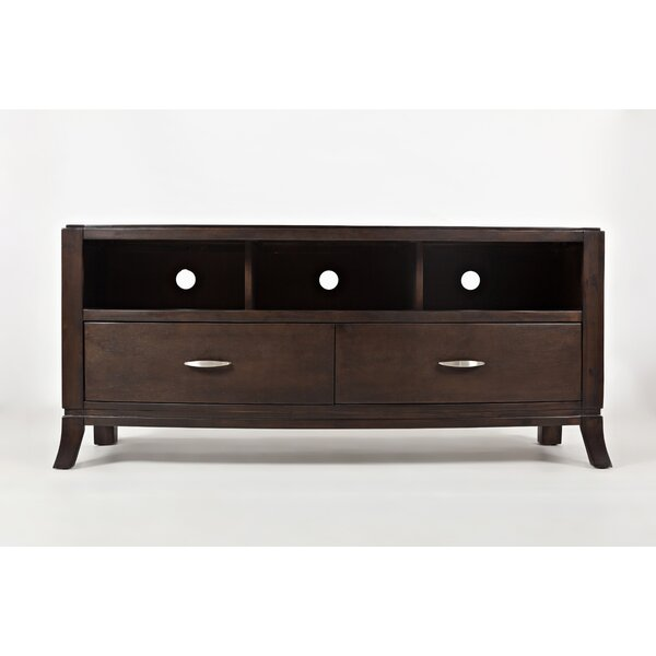Benbrook Solid Wood TV Stand for TVs up to 65