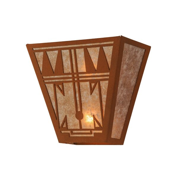 2-Light Southwest Wall Sconce by Meyda Tiffany