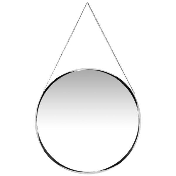 Rhein Accent Mirror by Wrought Studio