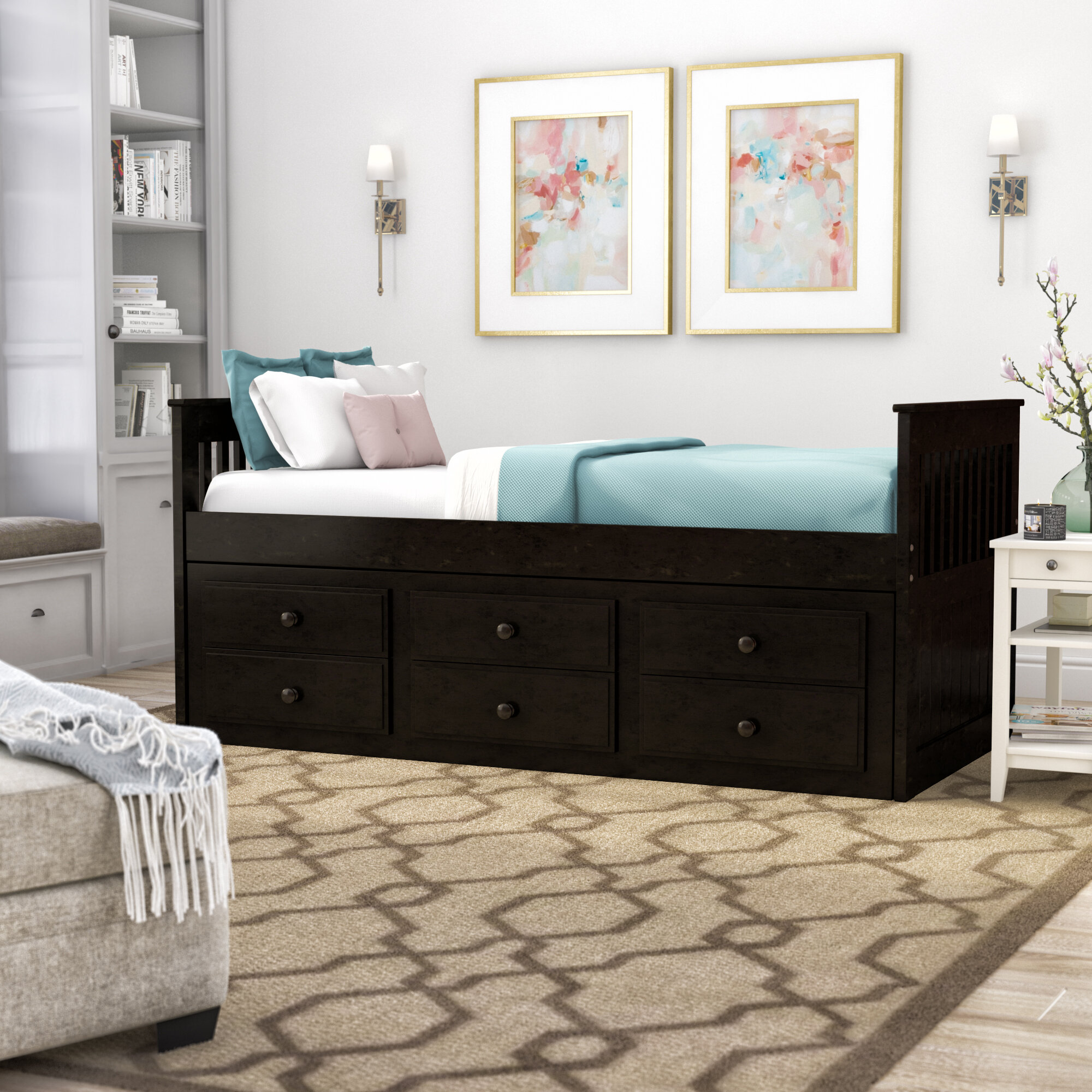 Darby Home Co Smotherman Twin Daybed
