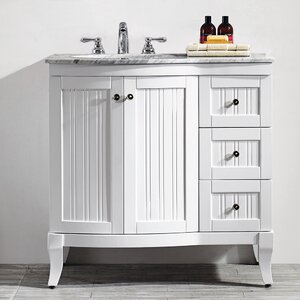 Verona 36 Single Bathroom Vanity Set