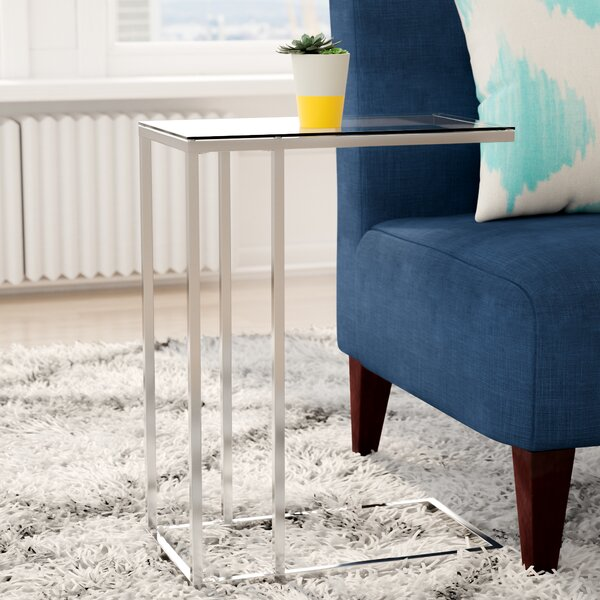Caceres End Table by Mercury Row