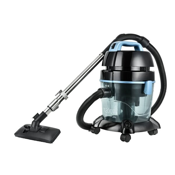 Pure Air Water Filtration Bagless Canister Vacuum - Buy it while supplies last