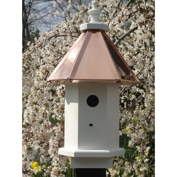 20 in x 10 in x 10 in Birdhouse by Wooden Expressi