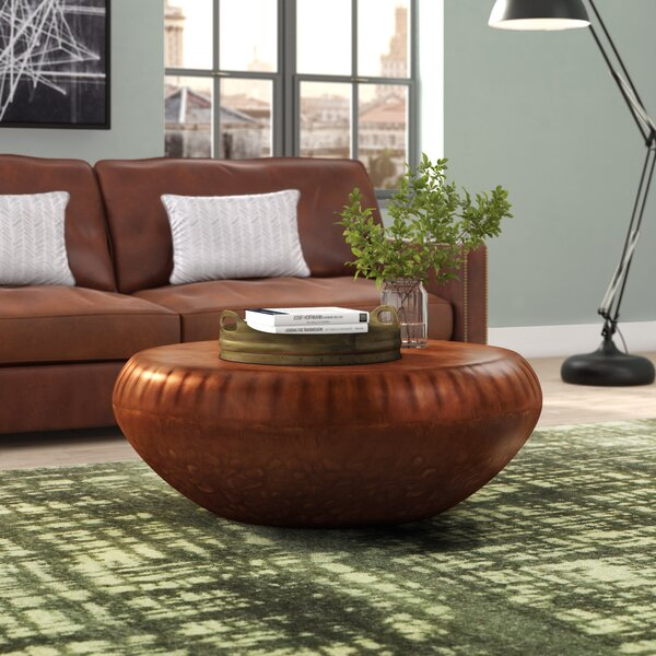 Drum Coffee Table By Trent Austin Design