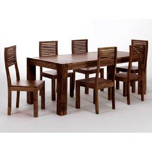 Essgruppe Palison mit 6 Stühlen von Massivum