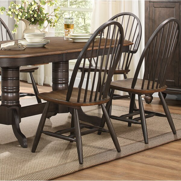 Estefania Dining Chair (Set of 2) by Gracie Oaks