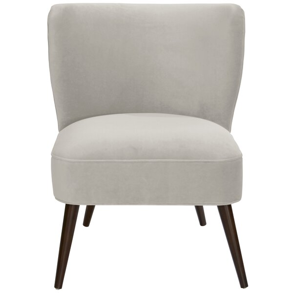 Giavanna Curved Side Chair by Ivy Bronx