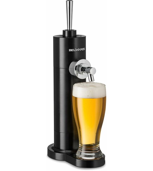 Portable Beer 12 oz. Beverage Dispenser by Belmint