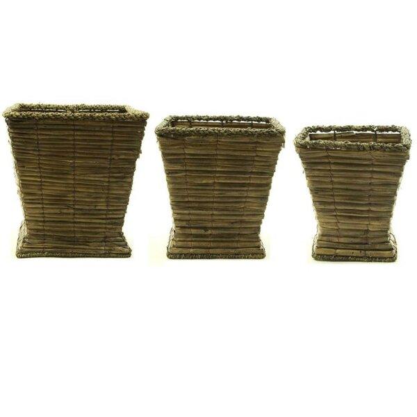 Stiltner 3 Piece Table Vase Set by Bay Isle Home