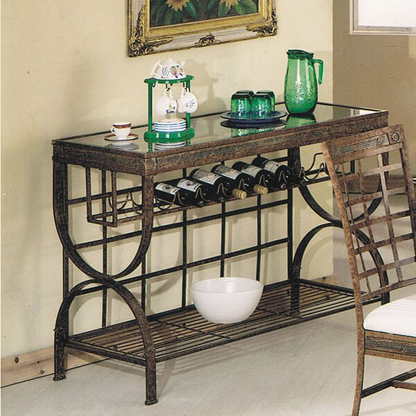 Cleopatra Bar Cart by A&J Homes Studio