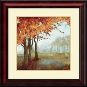'A Sense of Space II' by Asia Jensen Framed Painting Print by Amanti Art