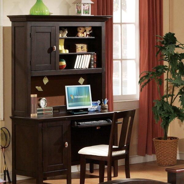 Askov 52 W Computer Desk with Hutch by Harriet Bee