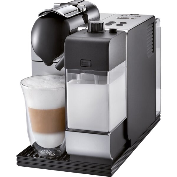 Lattissima Capsule Espresso/Cappuccino Machine by DeLonghi