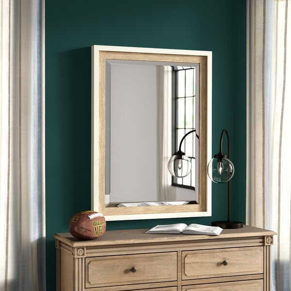 Appling 5 Drawer Dresser with Mirror by Greyleigh