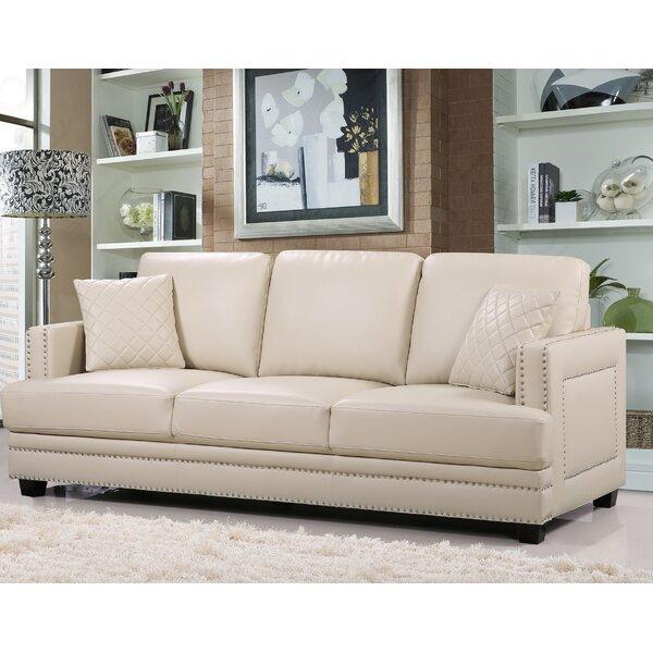 Dia Nailhead Sofa by Willa Arlo Interiors