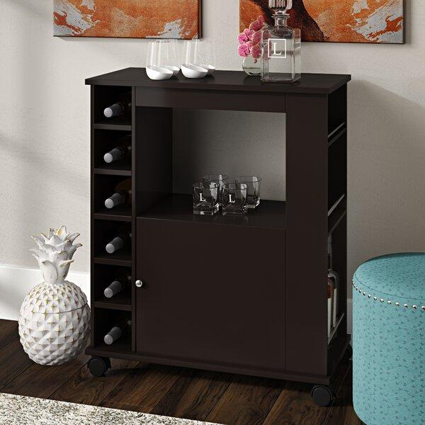 Spicer Bar Cabinet by Ebern Designs