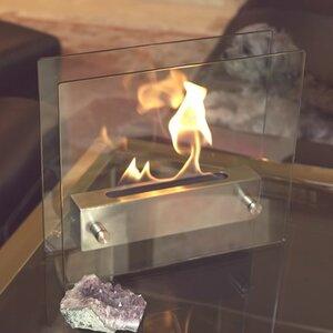 Irradia Bio-Ethanol Tabletop Fireplace