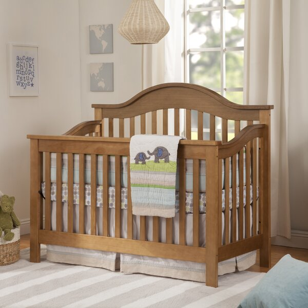 Jayden 4-in-1 Convertible Crib by DaVinci
