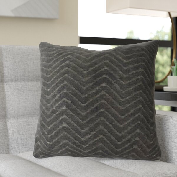 Westbroek Luxury Throw Pillow by Orren Ellis
