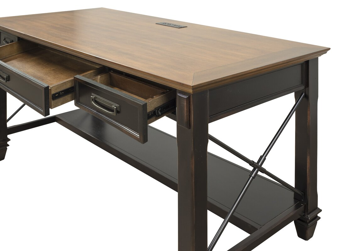 martin home furnishings hartford writing desk reviews wayfair. Black Bedroom Furniture Sets. Home Design Ideas