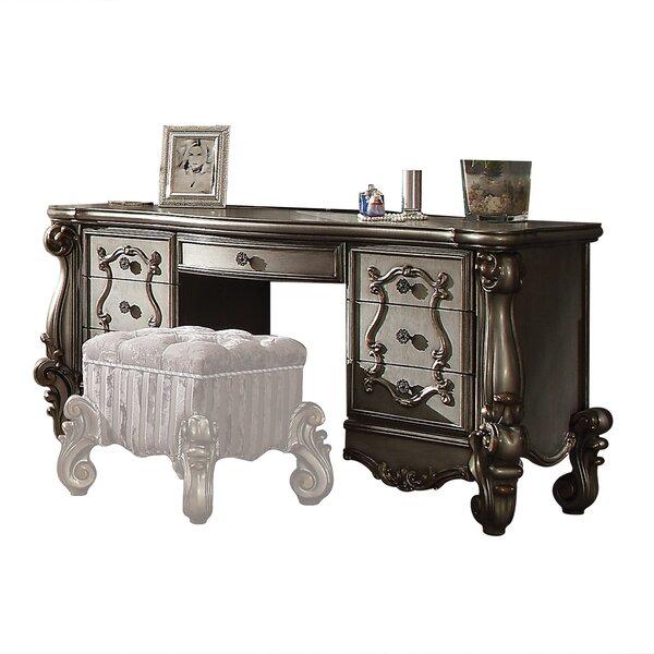 Malmberg Desk Vanity by Astoria Grand