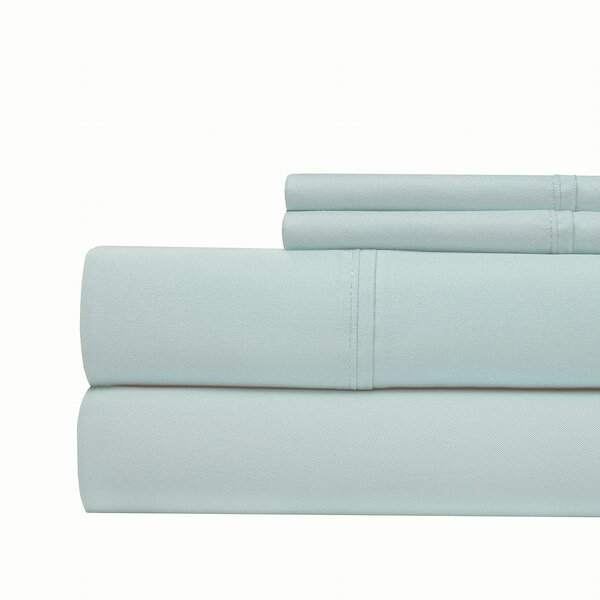 4 Piece Sheet Set by Aspire Linens