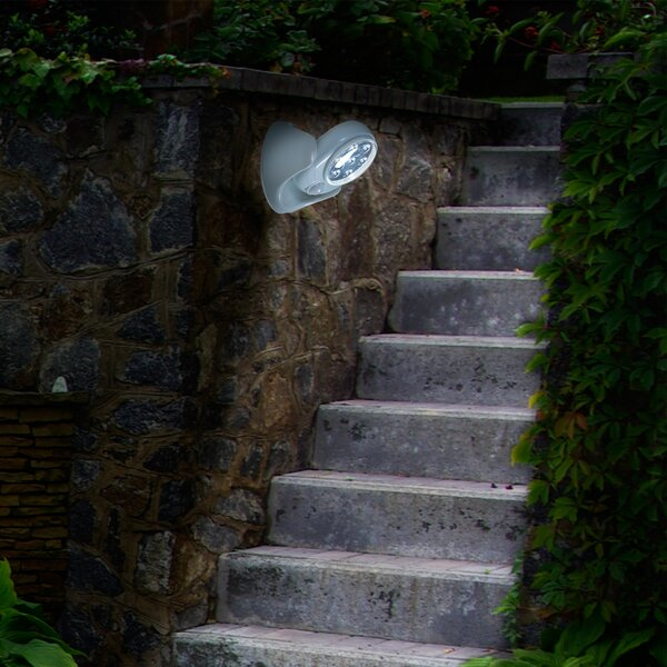 7-Light Flood Light by Trademark Home Collection