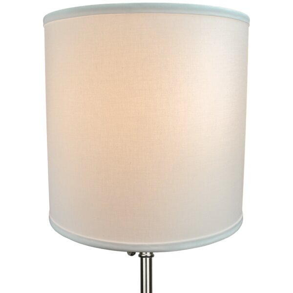 12 Linen Drum Lamp Shade by Fenchel Shades