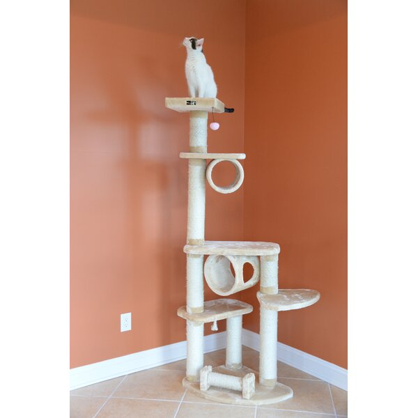 74 Classic Cat Tree by Armarkat