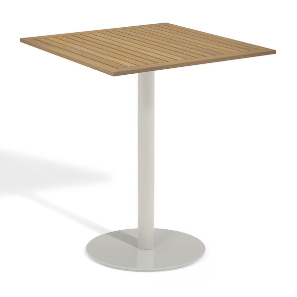 Caspian Stone/Concrete Bar Table by Sol 72 Outdoor Sol 72 Outdoor