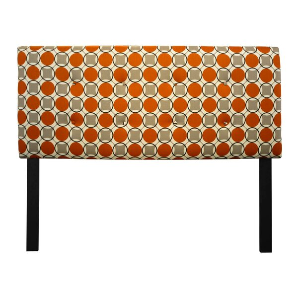 Ali Upholstered Panel Headboard by Sole Designs