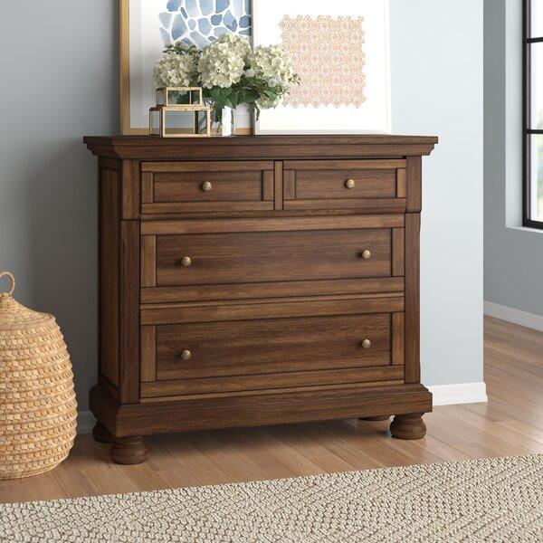 Penwortham 2 Drawer Standard Dresser/Chest by Three Posts
