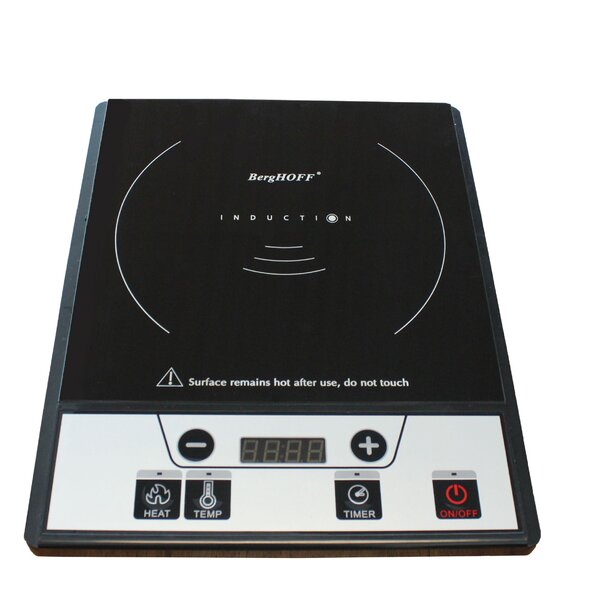 Tronic 12 Induction Cooktop with 1 Burner by BergH