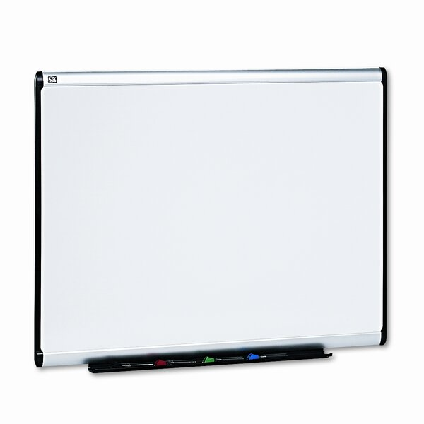 Premium Wall Mounted Whiteboard by Quartet®