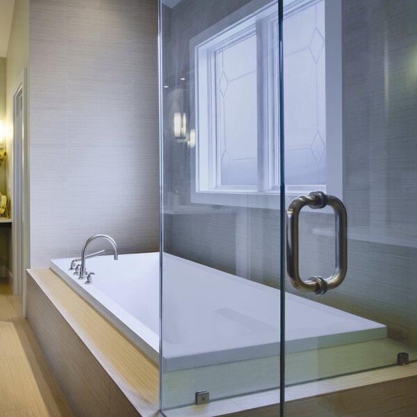Designer Versailles 72 x 36 Whirlpool Bathtub by Hydro Systems